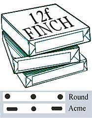 12f Finch 17lb Animation Bond (500 shts)