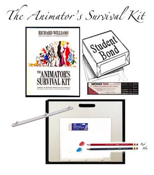 The Animator's Survival Kit Complete
