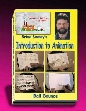 *Introduction to Animation -(LESSONS ON DVD)