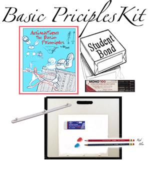 Animation Basic Principles Kit