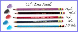 COL-Erase Animation Pencils
