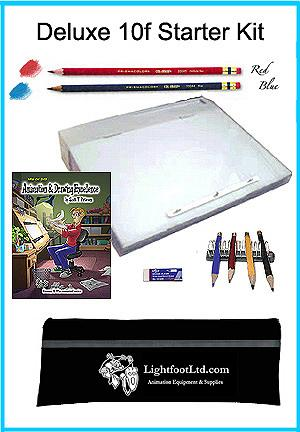 *Deluxe 10f LED Student Starter Kit w/DVD