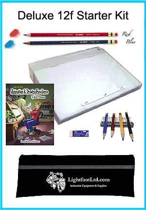 *Deluxe 12f LED Student Starter Kit w/DVD