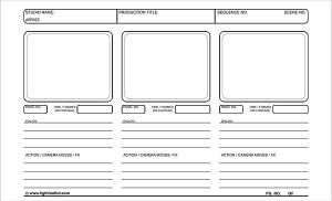 Pro Series-Storyboards (100 shts)