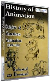 History of Animation 2-Disc DVD