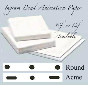 12f Ingram Bond PRO STUDIO Econ-0-Pack (100 shts)