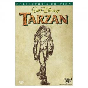 Tarzan (1999 Disney Collector's Edition) 2 DVD Set(only 1 left)