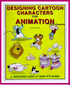 Designing Characters Vol. 1 (Book)