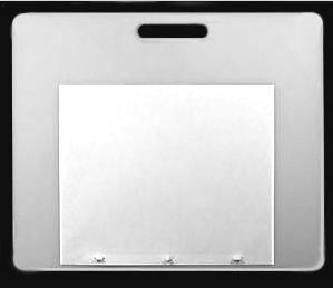 Ink & Paint Animation Drawing Board (w/handle)