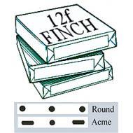 12f Finch 17 lb.  500 shts