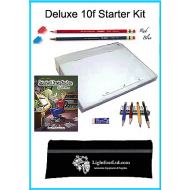 *Deluxe 10f LED Student Starter Kit w/DVD (ONLY 6 LEFT)