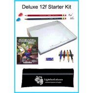 *Deluxe 12f LED Student Starter Kit w/DVD (ONLY 15 LEFT)