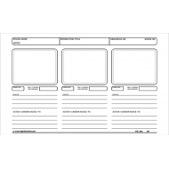 Pro Series-Storyboards 100 shts