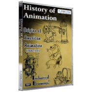History of Animation 2-Disc DVD SET (ONLY 2 LEFT)