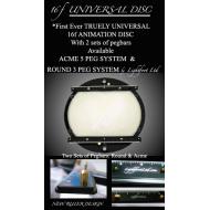 *10f-12f-16F UNIVERSAL PRO DISC w/ROUND & ACME PEGBARS