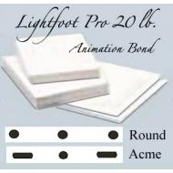 *12f Lightfoot Pro 20 LB. 100 shts
