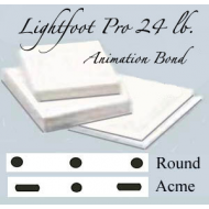 *12f Lightfoot Pro 24 lb. Studio 500 shts