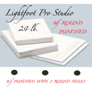 "16f Lightfoot Pro Studio 24 lb. 12""X17"" Round"