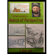 Basics of Perspective Book on CD (ONLY 1 LEFT)