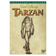 Tarzan 1999 Disney 2 DVD Set Collector's Edition (50% OFF)