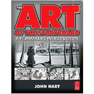 Art of The Story Board 2nd Edition (Only 6 Left)