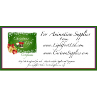 Christmas Gift Certificates