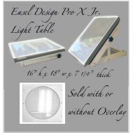 *10f Easel Design Pro X Jr. Lightbox Convertible (ONLY 1 LEFT)