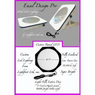 *NEW LED* Easel Design Pro (ONLY 22 LEFT)