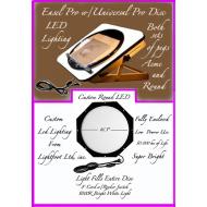 *NEW LED* Easel Design Pro w/Universal Disc