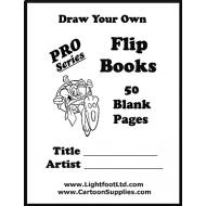 Blank Flip Books