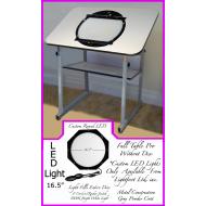 *NEW LED* Full Table Pro w/Universal Disc