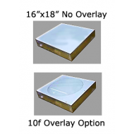 *The Jr. Animator 10f Lightbox w/or without Rotating Disc (18 Left)