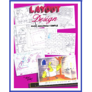 LAYOUT AND DESIGN MADE SIMPLE BOOK ON CD (3 LEFT)