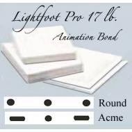*12f Lightfoot Pro 17 lb. 100 shts