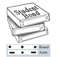 10f Student Bond 20lb Animation Paper 500 shts