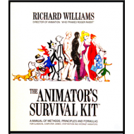 The Animator's Survival Kit Book (EXPANDED EDITION)