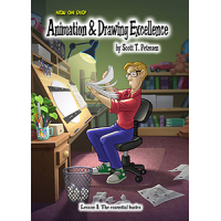 """Animation and Drawing Excellence"" (DVD)"