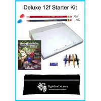 *Deluxe 12f LED Student Starter Kit w/DVD