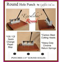 """*Excalibur ROUND (3-1/4"""" Round Holes)"""