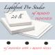 "16f Lightfoot Pro Studio 24 lb. 13.5""X17"" Round"