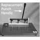 Replacement Handle for Excalibur Hole Punch