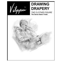 Drawing Drapery The Clothed Figure The Seven Basic Folds