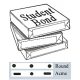 10f Student Bond 20lb Animation Paper (500 shts)